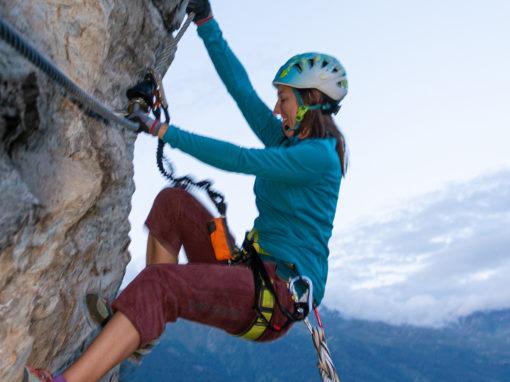 Laudeck Klettersteige Ladis